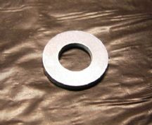 Flat washer for exhaust manifold 66>, original size 8.5 x 18 x 2
